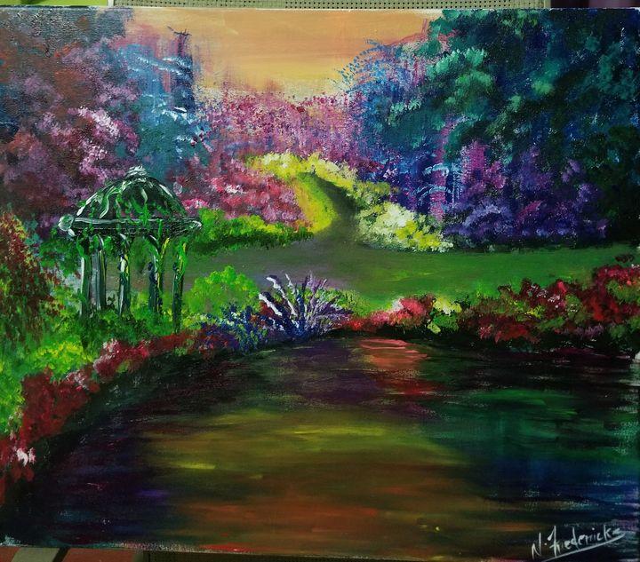 Garden days - Alexandria
