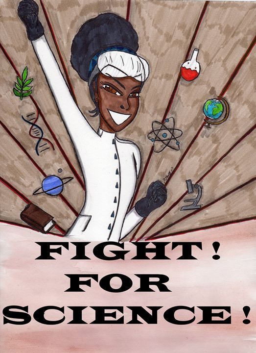Fight For Science - Ronald Woods