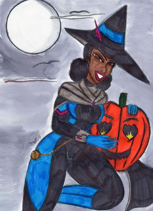 Happy Halloween - Ronald Woods