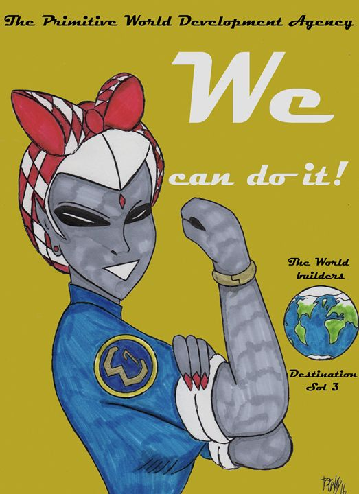 We CAN Do IT! - Ronald Woods