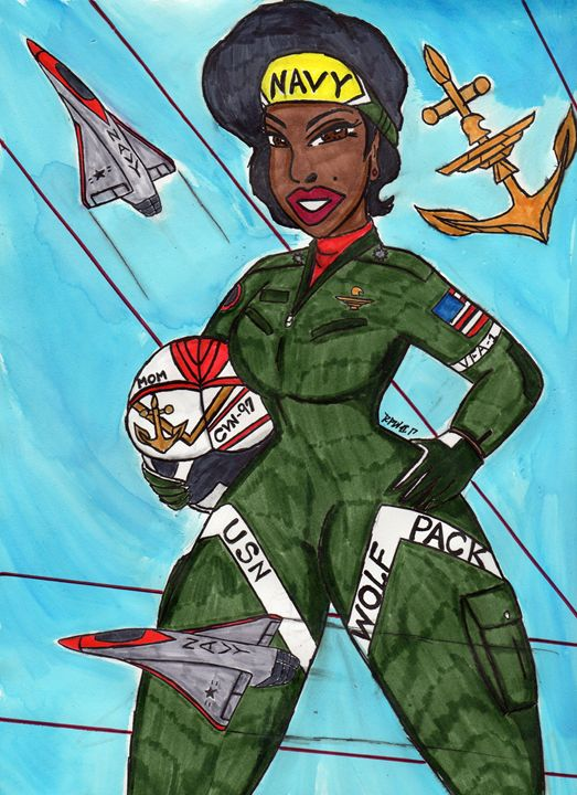 Mom - Ronald Woods