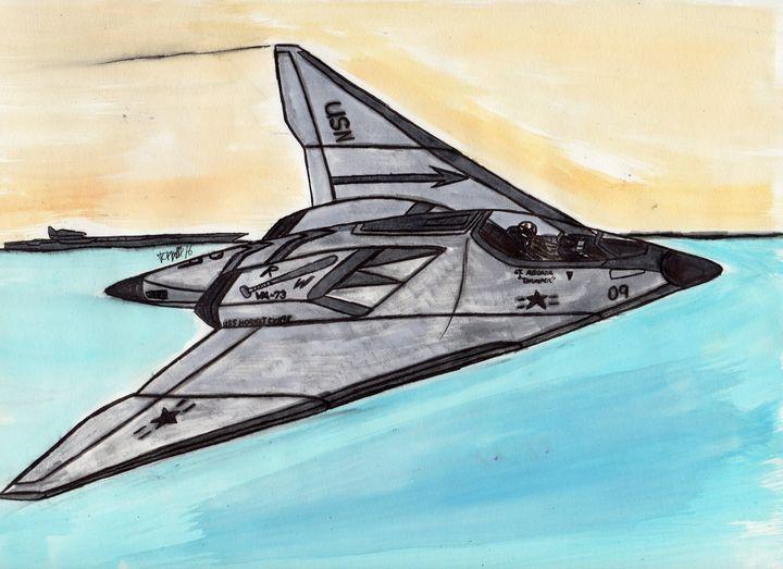 The Hornet Stinger-1 - Ronald Woods