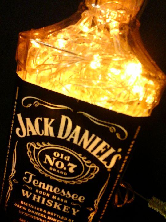 Jack Daniels w/ Amber LEDs - TPWTS