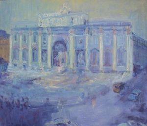 """""""Fountain di Trevi"""" Roma"""