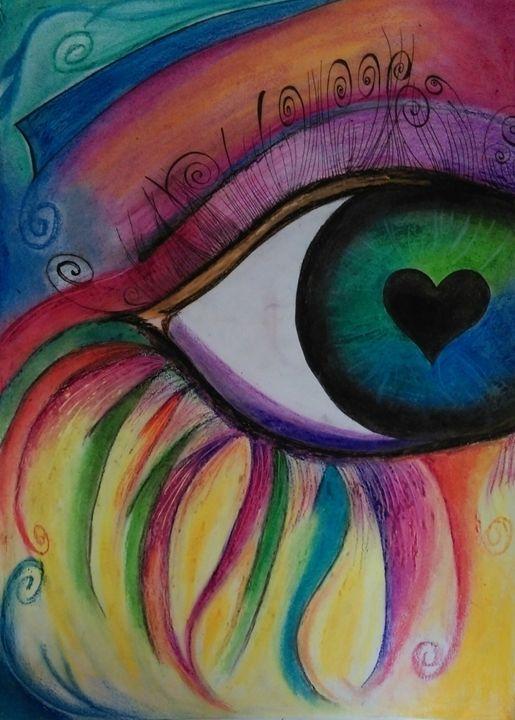 Expressive eye - Joshna