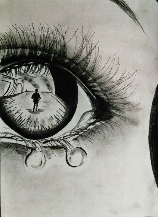 All alone.... - Joshna