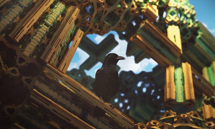 Athenian Crow - Zachary P. Humway