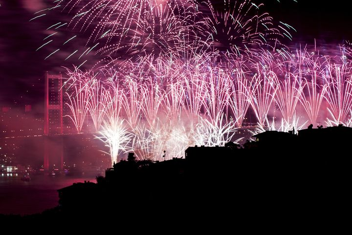 Fireworks - Ugur Ugurlu