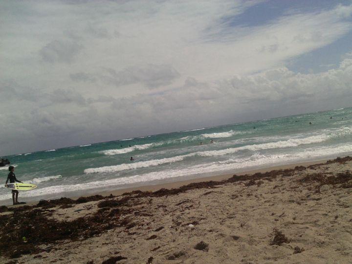 The beach - Stitt photography