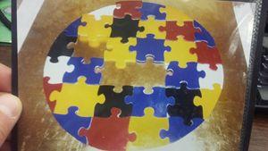 puzzle sculpture - Radzerwald