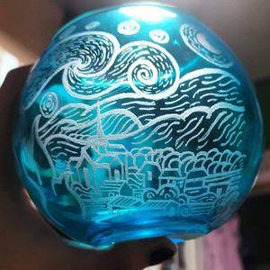 Van Gogh inspired Candle Holder - Mariavi