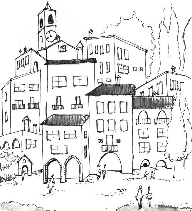 Marcote sketch - Munns