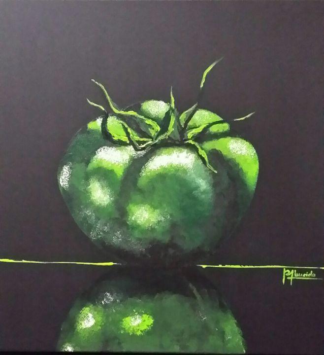 I see green - Patrícia Almeida
