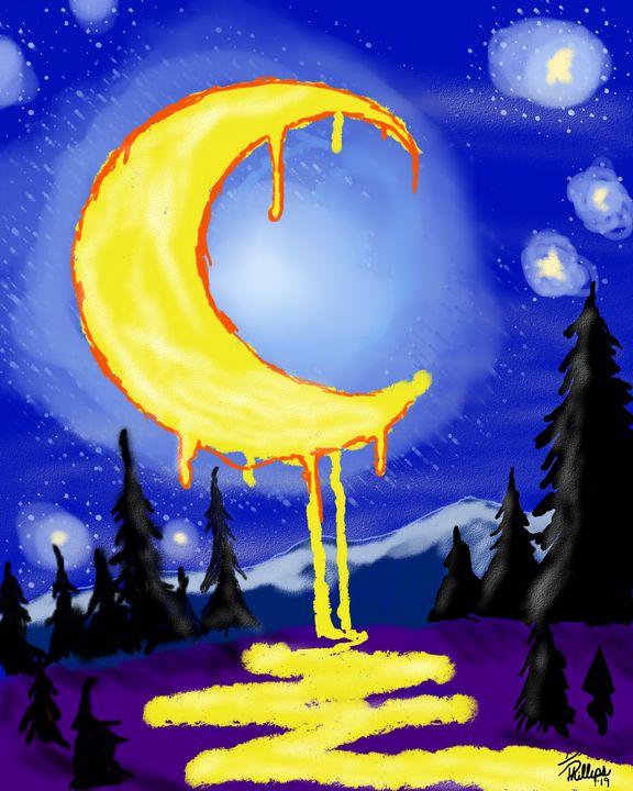 Bleeding Moon - 5280 Artist