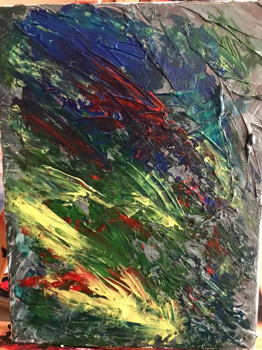 Abstract Art #2 - 5280 Artist
