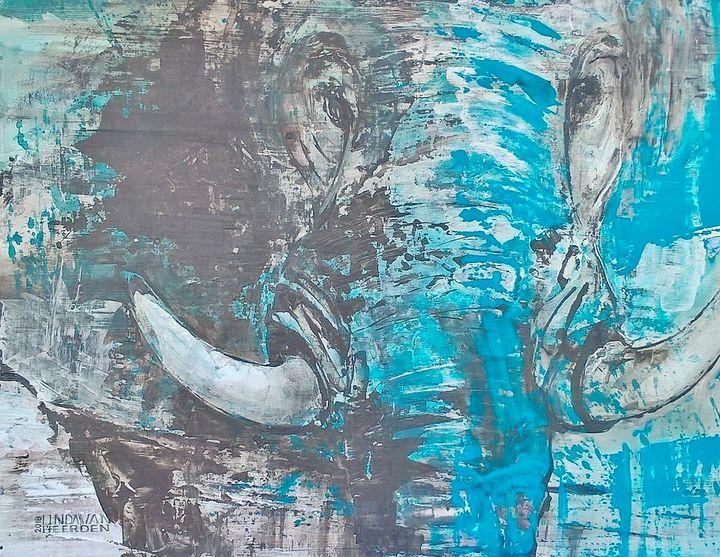 BLUE ELEPHANT - DEFROST