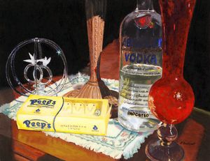 80 Proof - Lynne Reichhart Fine Art