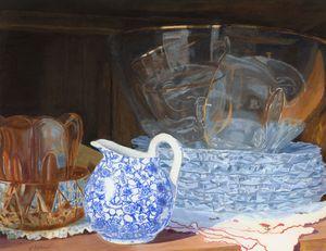 Life is a Carnival Glass - Lynne Reichhart Fine Art