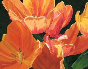 Julie's Tulips