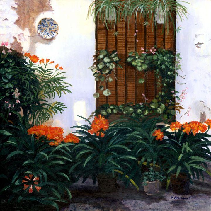 Espana - Lynne Reichhart Fine Art