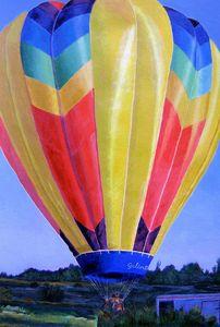 Morning Flight - Lynne Reichhart Fine Art