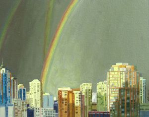 Vancouver B.C. - Lynne Reichhart Fine Art