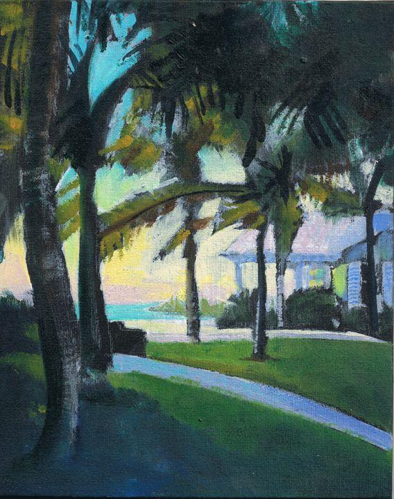 Sunset Key - Dave Mathews