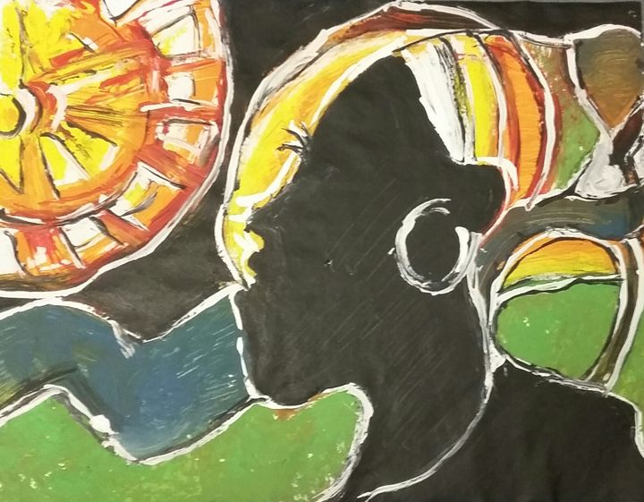 African thoughts - Reeds gallery
