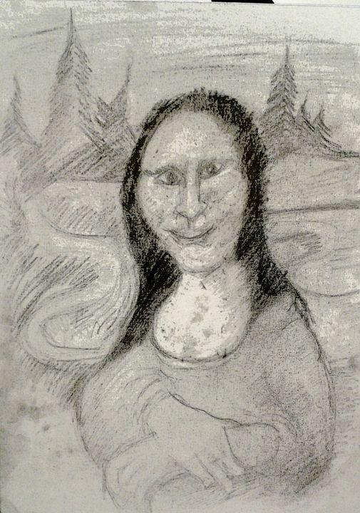 Mona Lisa - Reeds gallery