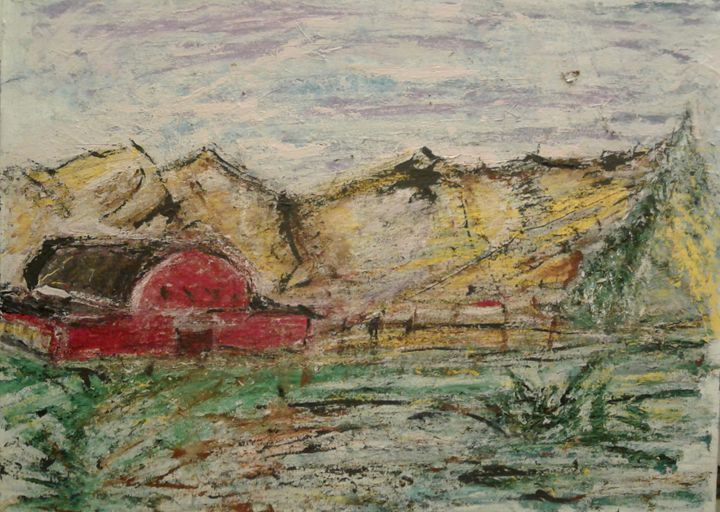 Red Barn - Reeds gallery
