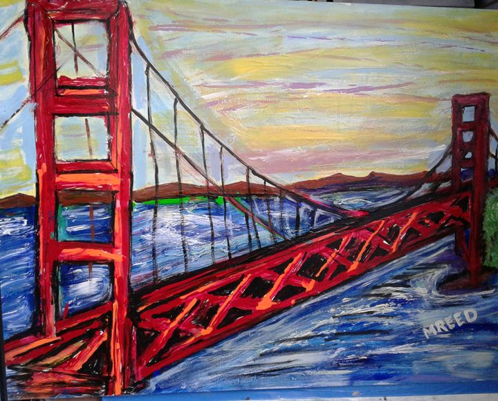 The great Golden Gate - Reeds gallery