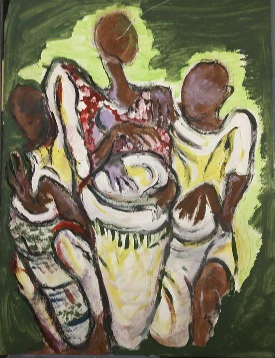 African art - Reeds gallery