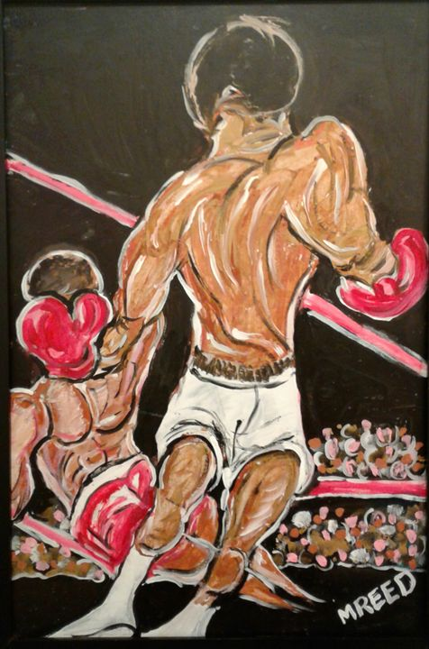 Muhammad Ali vs. George Foreman - Reeds gallery