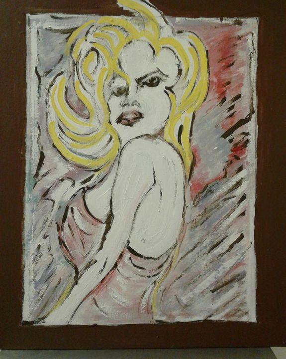 Marilyn Monroe - Reeds gallery