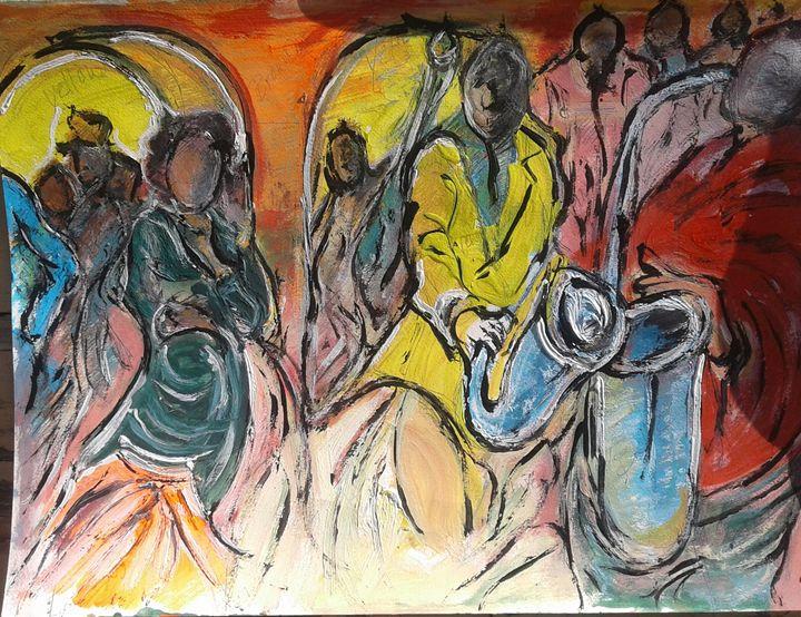 More Jazz - Reeds gallery