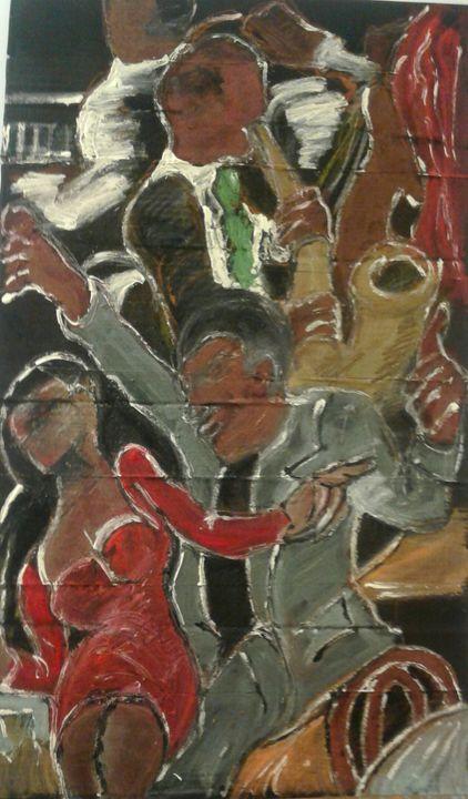 Jazz night - Reeds gallery