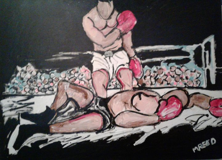 Muhammad Ali The Phantom Punch - Reeds gallery