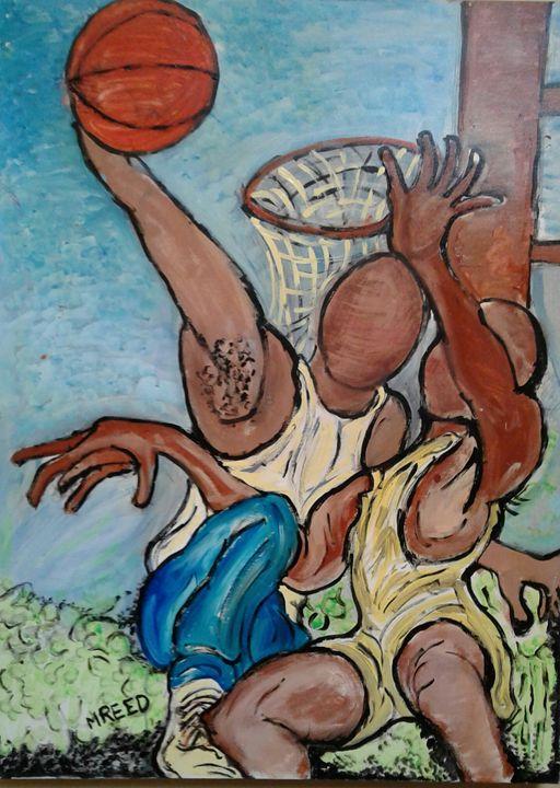 Slam dunk - Reeds gallery