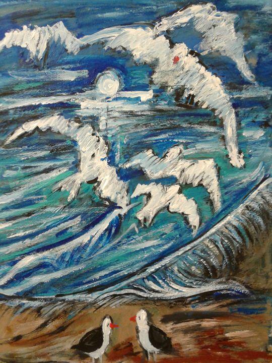 Birds of a fellow - Reeds gallery