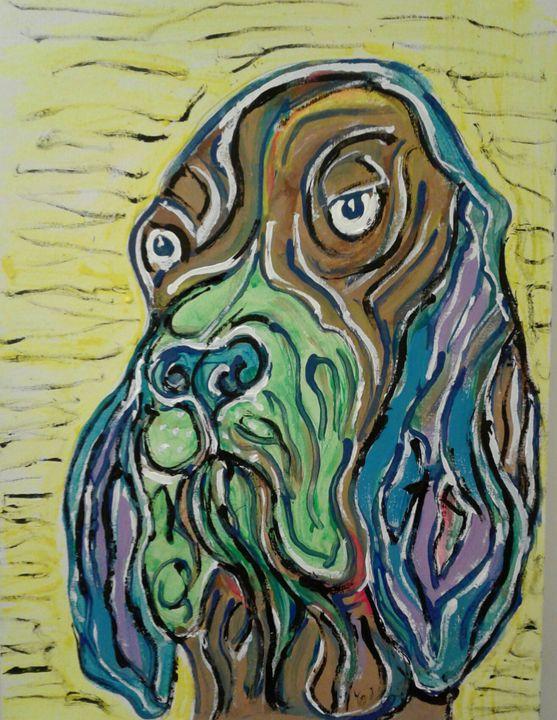 Hound dog - Reeds gallery