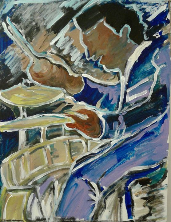 The drummer - Reeds gallery
