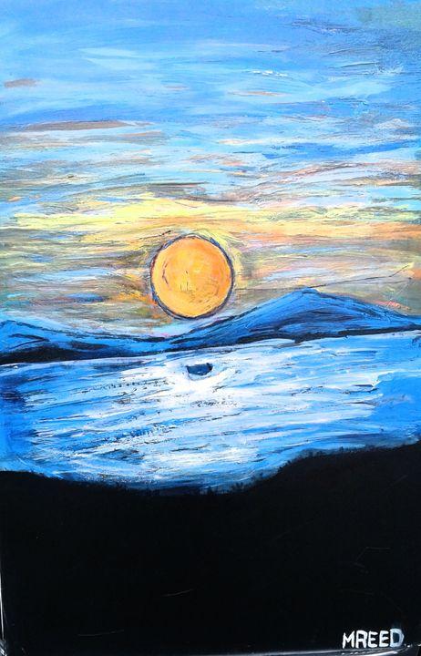 ,, blood moon - Reeds gallery