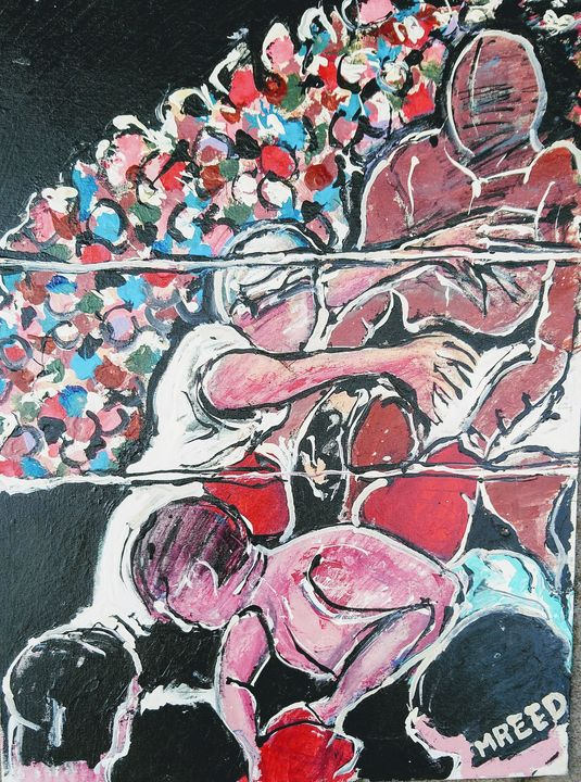 Its a knockout - Reeds gallery