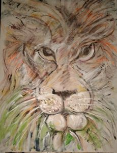 Just animal lion