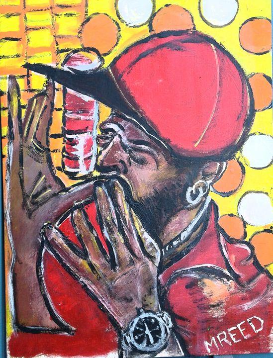 Rap artist - Reeds gallery