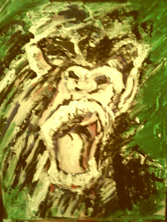 Gorilla in the mess - Reeds gallery