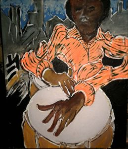 Congo player - Reeds gallery