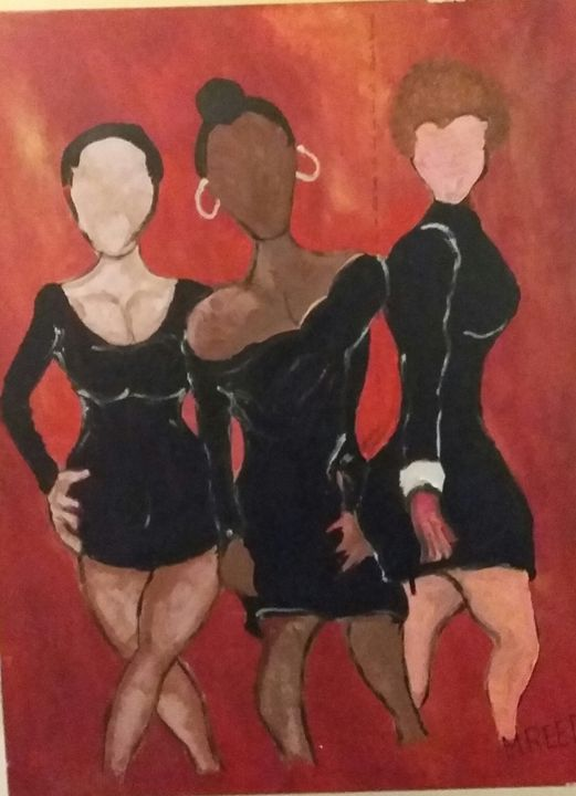 Cover Girls - Reeds gallery