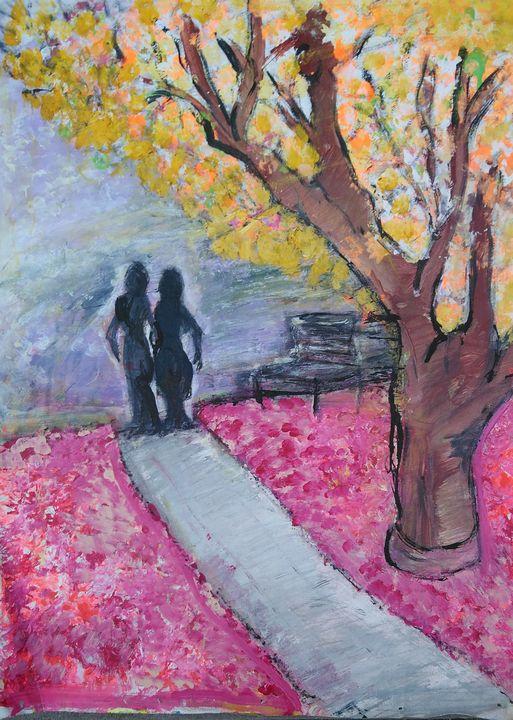 Romantic walks - Reeds gallery