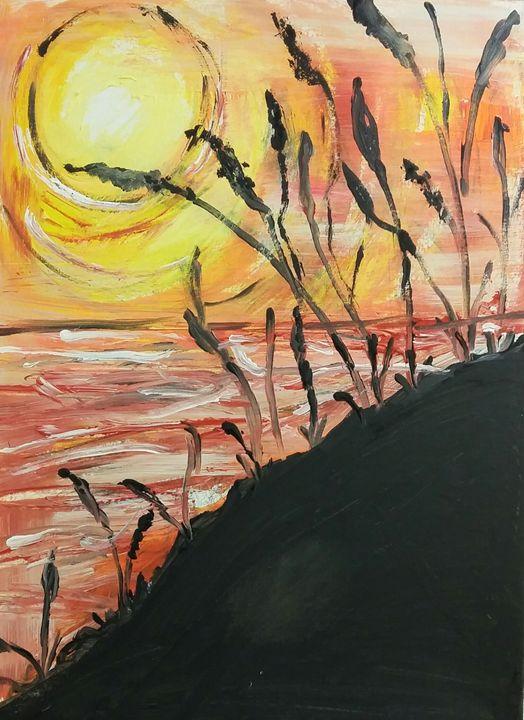 sunrise - Reeds gallery